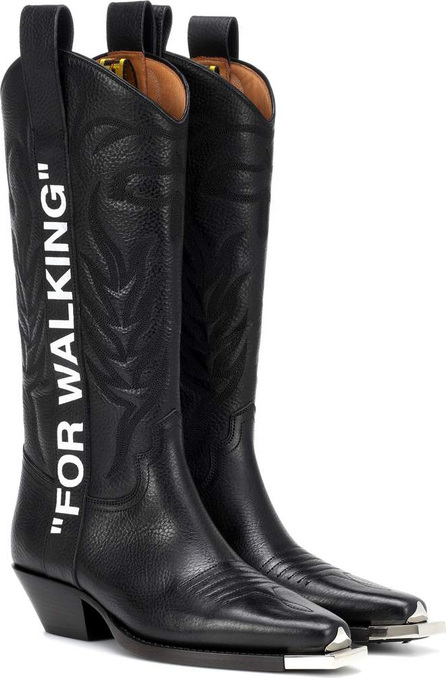 Off White For Walking cowboy boots