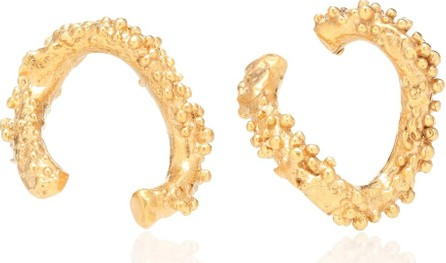 Alighieri The Night Shift 24kt gold-plated earrings