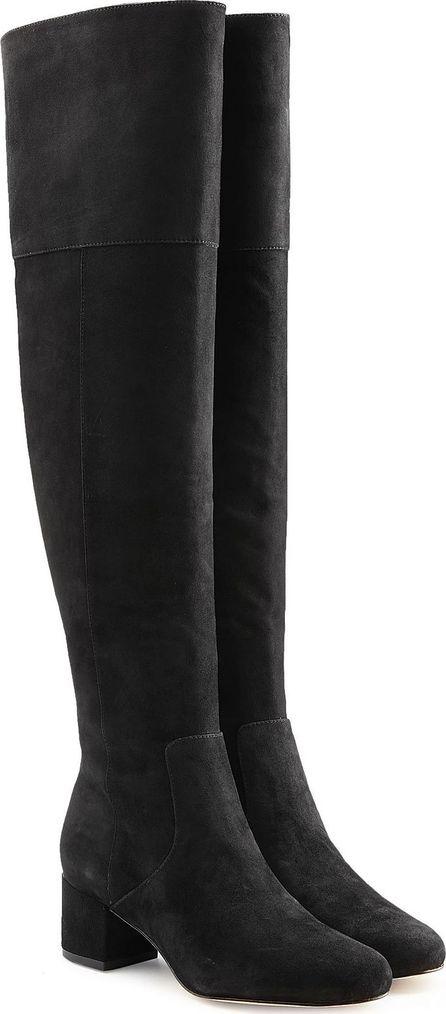 Sam Edelman Elina Thigh-High Suede Boots
