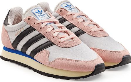 Adidas Originals Haven Sneakers with Leather and Suede