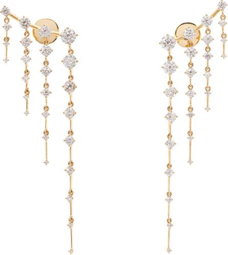 Fernando Jorge Multi Sequence 18kt gold & diamond earrings
