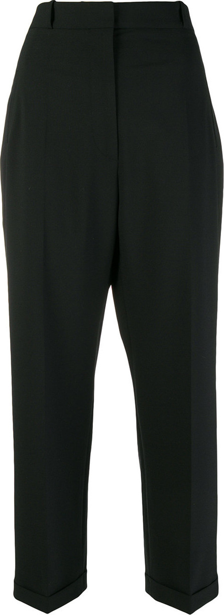 Jacquemus Cropped high waisted trousers