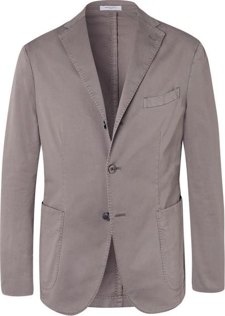 Boglioli Stone K-Jacket Slim-Fit Unstructured Stretch-Cotton Twill Suit Jacket