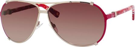 Dior Chicago 2 Aviator Sunglasses
