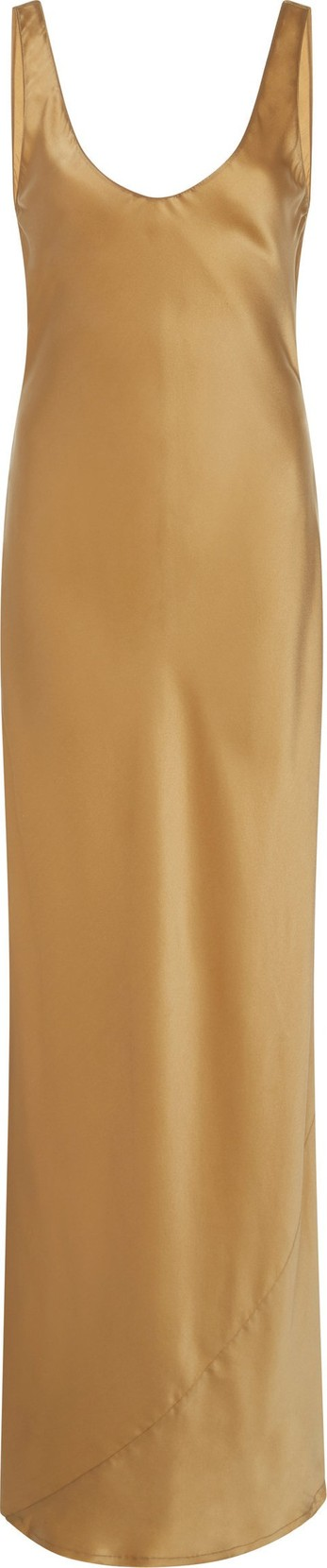 Nili Lotan Bazile Silk Gown