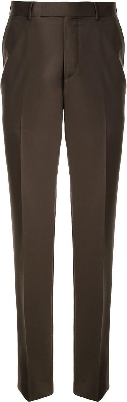 Ermenegildo Zegna Tailored straight-leg trousers