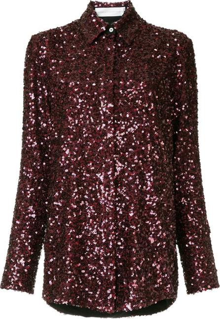 VICTORIA, VICTORIA BECKHAM Sequin embellished shirt