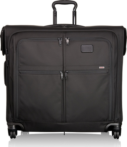 TUMI 4-Wheel Extended Trip Garment Bag Luggage, Black