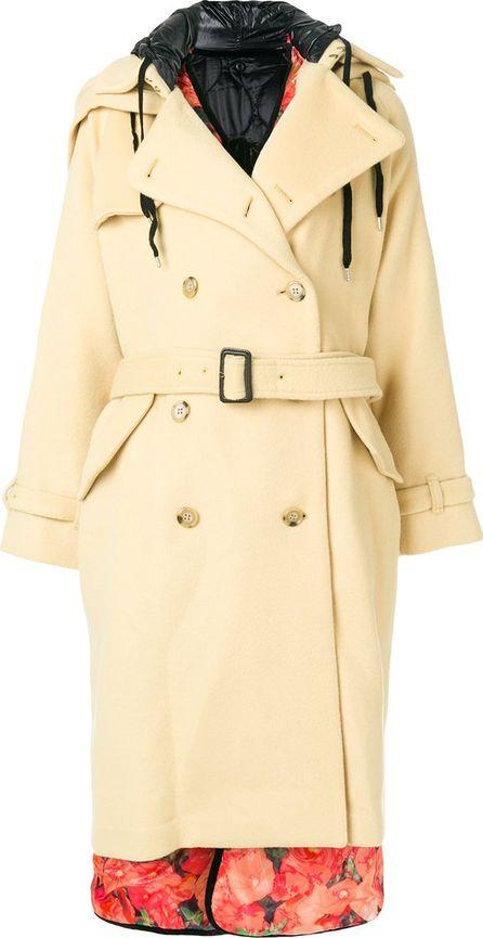 FACETASM classic trench coat