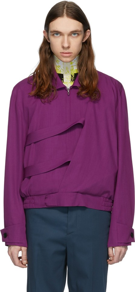 Namacheko Purple Paayu Jacket