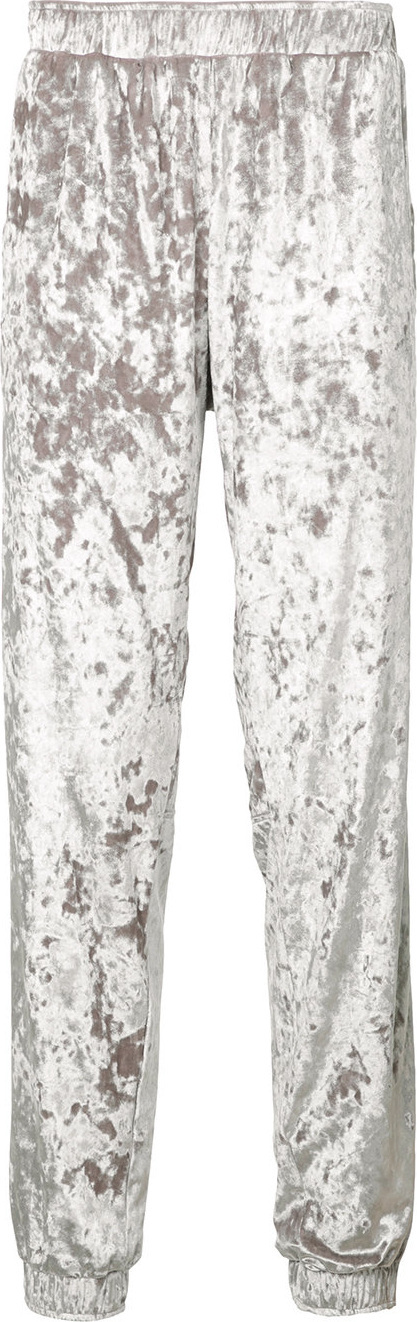 Astrid Andersen Side ribbon trousers