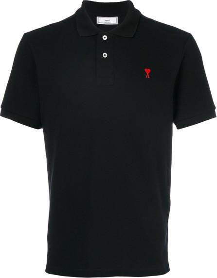 AMI 'Ami de coeur' polo shirt with embroidered heart
