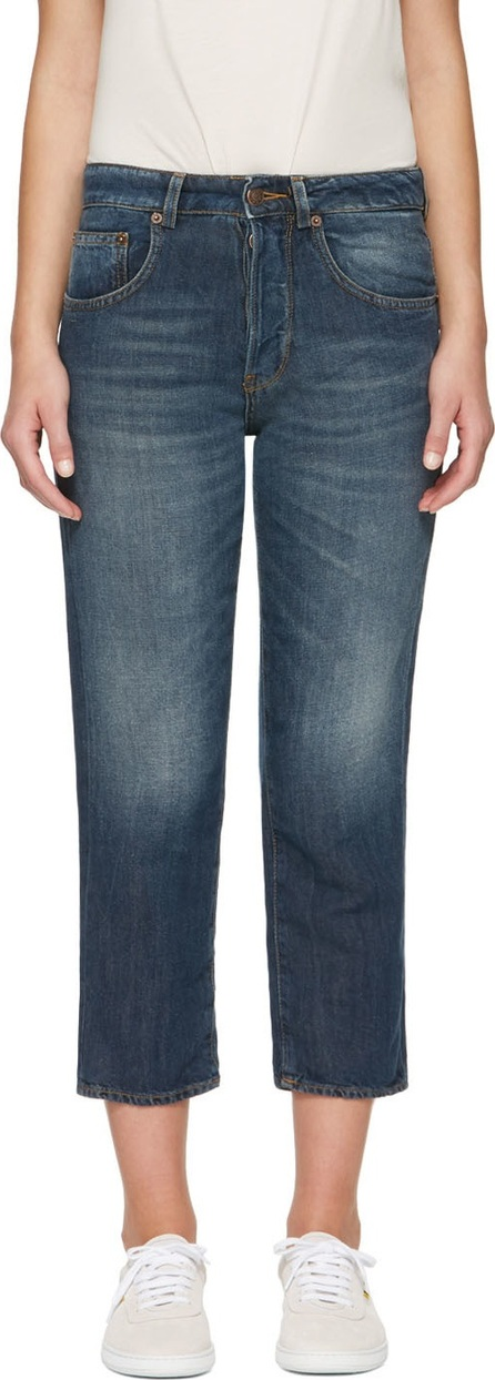 6397 Blue Shorty Jeans