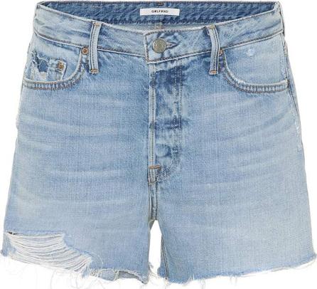 Grlfrnd Helena cutoff denim shorts