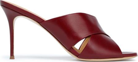 Giuseppe Zanotti Leather mules