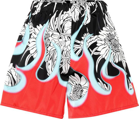 Prada Printed shorts