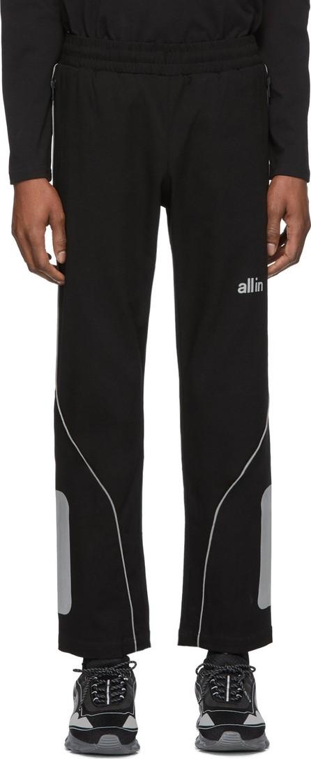 all in Black Astro Winter Trousers