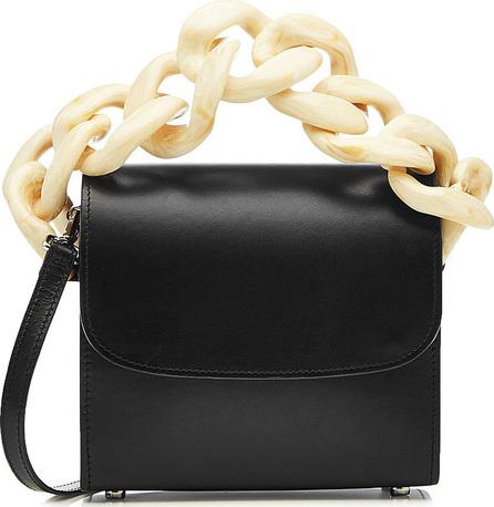 Marques'Almeida Chain Leather Shoulder Bag