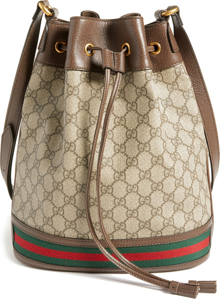 Gucci Ophidia GG Supreme Bucket Shoulder Bag
