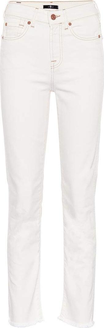 Erin straight-leg jeans 7 For All Mankind CGj0dgOq