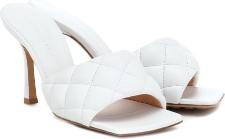 Bottega Veneta Quilted leather sandals