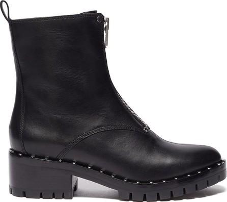 3.1 Phillip Lim Stud embellished leather combat boots