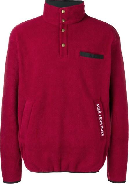Aimé Leon Dore Winter buttoned sweater