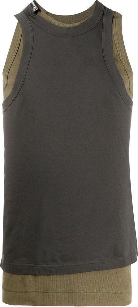 Sacai Layered sleeveless top