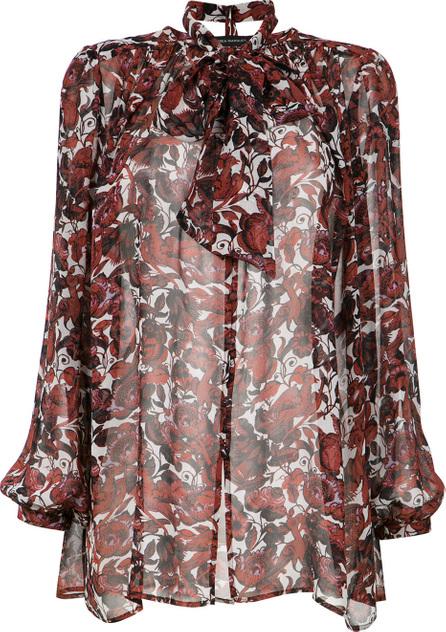 Andrea Marques Lisbon print blouse
