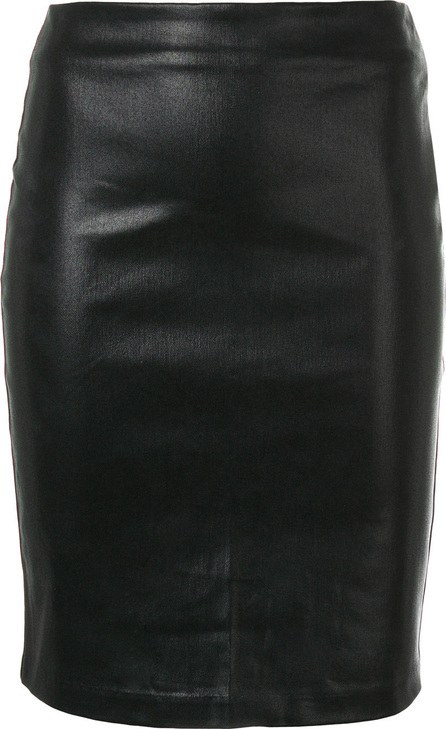 All Saints Metal mini skirt