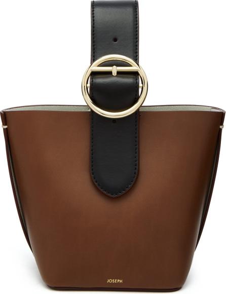 Joseph Sevres mini buckle-handle leather bag