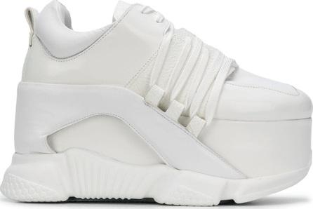 Marques'Almeida Chunky heel sneakers