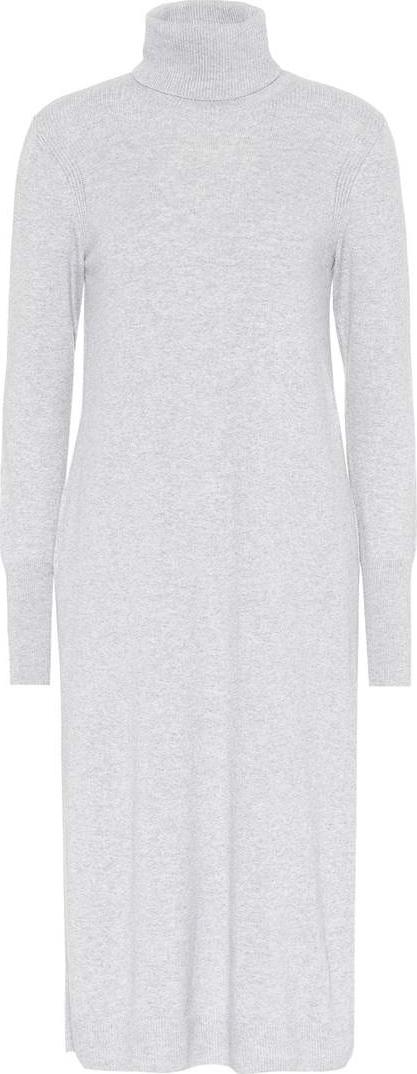 Loro Piana Cashmere turtleneck sweater dress
