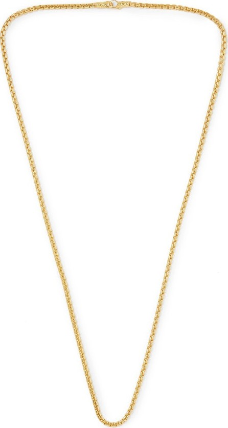 Tom Wood Venetian Gold-Plated Necklace