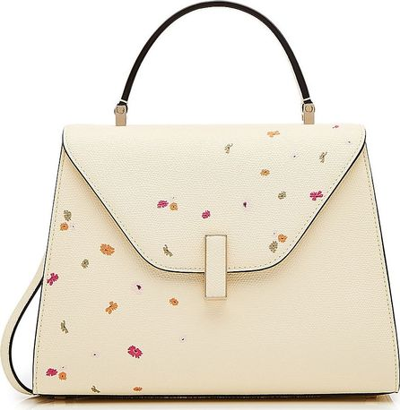 Valextra Iside Medium Printed Leather Handbag