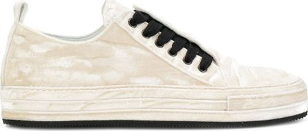 Ann Demeulemeester lace up sneakers