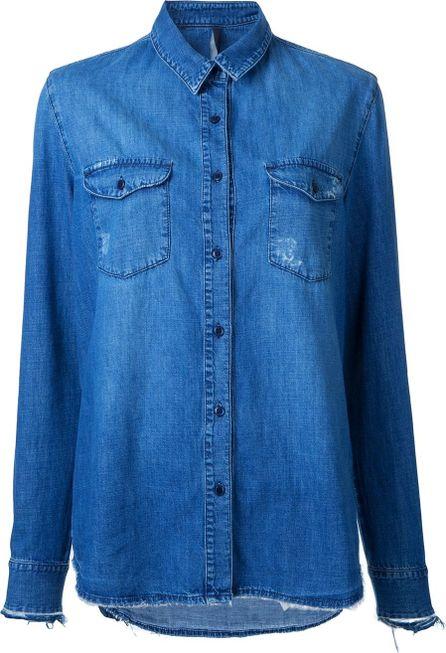 Nobody Denim Old Fav Shirt Collector