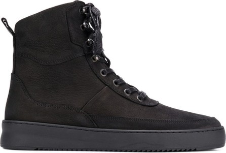 Filling Pieces Lace-up boots