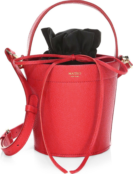 MATEO NEW YORK The Elizabeth Mini Bucket Bag