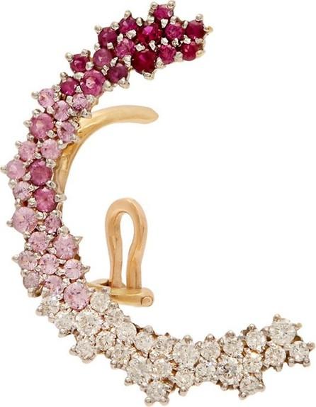 Ana Khouri Sapphire, diamond & 18kt gold ear cuff