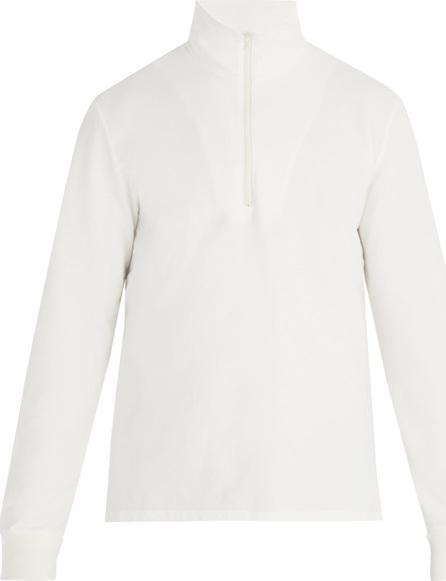 Barena Venezia Half zip cotton sweatshirt