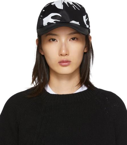 McQ - Alexander McQueen Black Swallow Cap