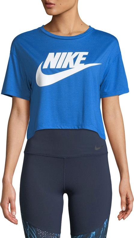 Nike Essential Logo Crop Top