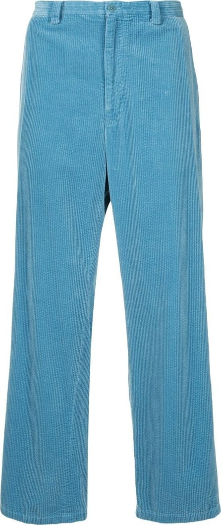 08Sircus Corduroy straight-fit trousers