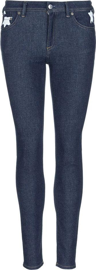 Acne Studios 'Climb Star' skinny fit jeans