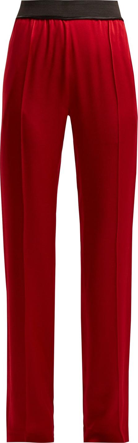 Haider Ackermann Kuiper straight-leg trousers