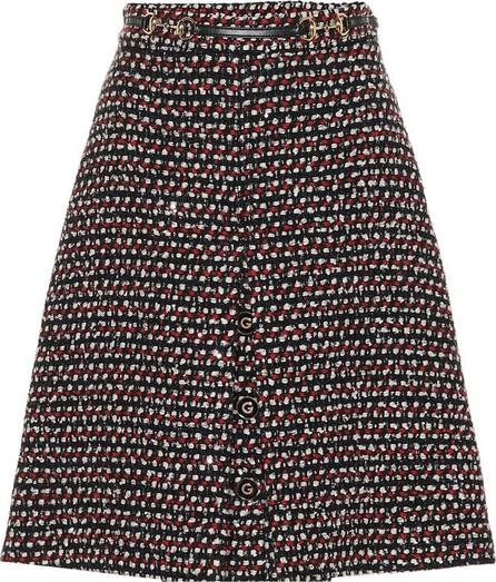 Gucci Wool-blend skirt