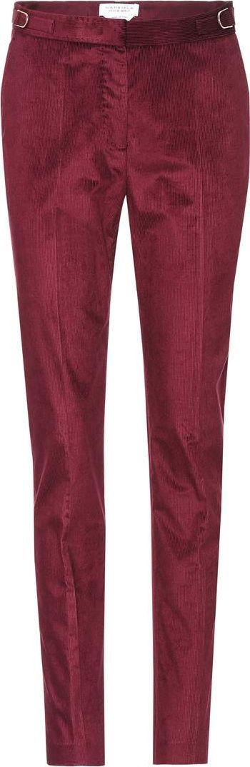 Gabriela Hearst Slim corduroy trousers