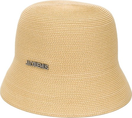 Jacquemus Braided bucket hat
