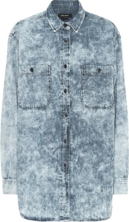 Isabel Marant Etoile Lynton denim shirt
